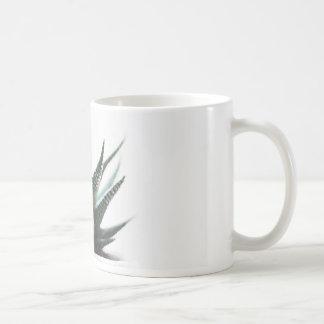 La tasse succulente de plante d'aquarelle,