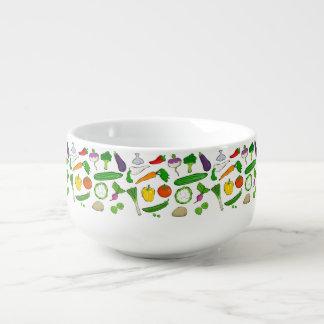 La tasse végétalienne
