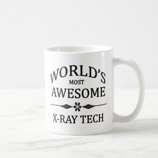 La technologie du rayon X la plus impressionnante Mug