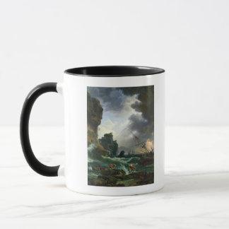 La tempête, 1777 mugs