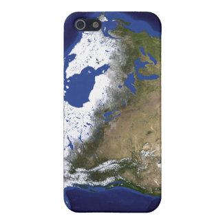 La terre de marbre bleue 5 de prochaine génération coques iPhone 5