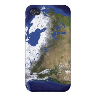 La terre de marbre bleue 5 de prochaine génération étui iPhone 4
