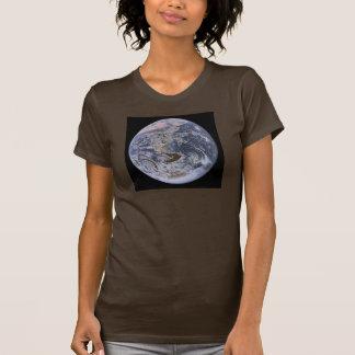 """"""""""" La terre de marbre bleue semblent d'Apollo 17 T-shirt"""