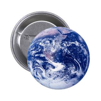 La terre de planète badge