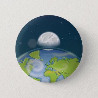 La terre de planète pin's