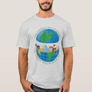 La terre des hommes n'est pas un T-shirt de