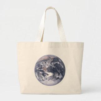 La terre lisse grand sac