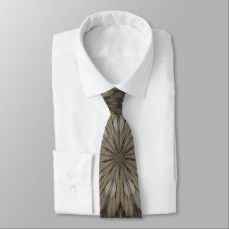 La terre naturelle modifie la tonalité le motif de cravates