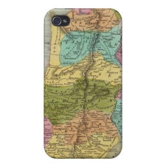 la Terre Sainte de la Palestine Étui iPhone 4