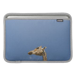 La tête de la girafe poches macbook air