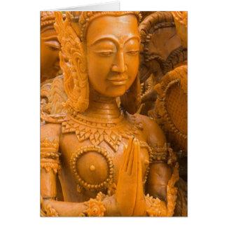 La Thaïlande, Ubon Ratchathani, festival de Carte De Vœux