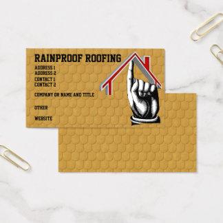 La toiture essente le carte de visite