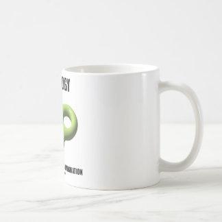 La topologie exige une imagination tordue (le mug