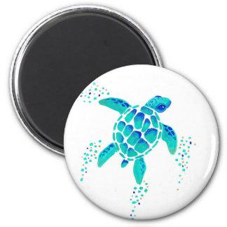 La tortue de Neptune Aimant