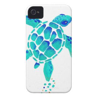 La tortue de Neptune Coques iPhone 4