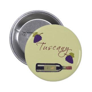 La Toscane Badges