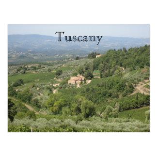 La Toscane Cartes Postales