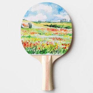 La Toscane Raquette De Ping Pong