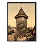 La tour de Jeanne d'Arc, cru Photoch de Rouen, Fra Carte Postale