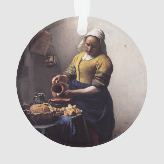 La trayeuse par Johannes Vermeer