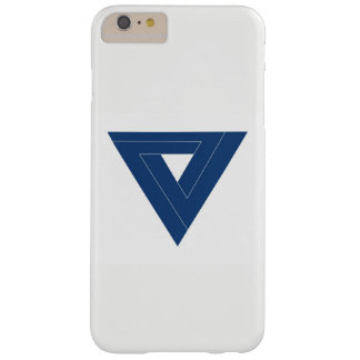 La triangle impossible coque iPhone 6 plus barely there