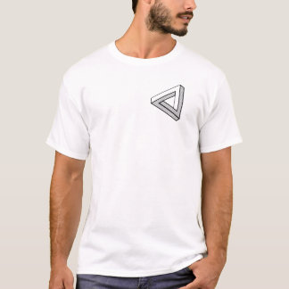 La triangle impossible t-shirt