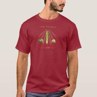 """La """"trinité"""" de la cuisine de côte t-shirt"""