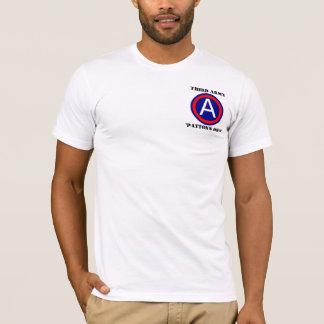 """La troisième armée le """"` s de Patton possèdent"""" la T-shirt"""