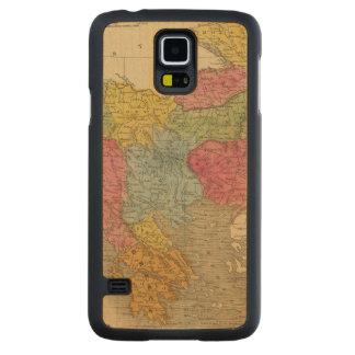 La Turquie en Europe 8 Coque Slim Galaxy S5 En Érable