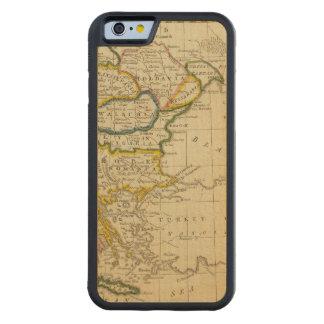 La Turquie, Hongrie Coque iPhone 6 Bumper En Érable