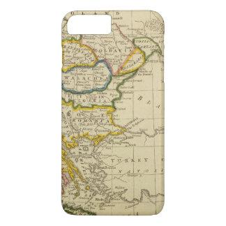 La Turquie, Hongrie Coque iPhone 7 Plus