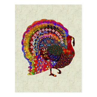 La Turquie ornée de bijoux Carte Postale