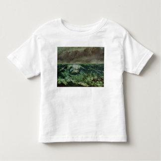 La vague, après 1870 t-shirt pour les tous petits