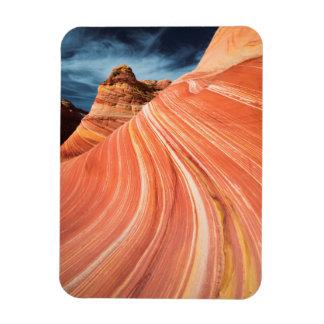 La vague, falaises vermillonnes, Arizona Magnet Flexible
