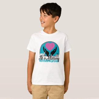 La valeur des enfants soit un T-shirt de