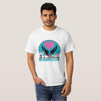 La valeur soit un T-shirt de bénédiction