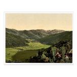 La vallée de Gunther, forêt noire, Baden, cla de l Carte Postale