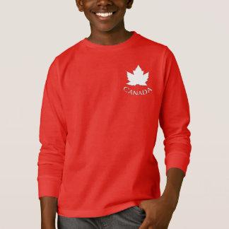 La veste du Canada de l'enfant personnalisent le