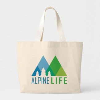 La vie alpine grand sac
