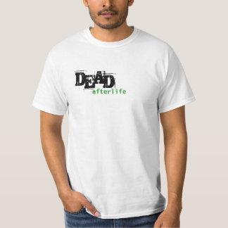 La vie après la mort MORTE T-shirts