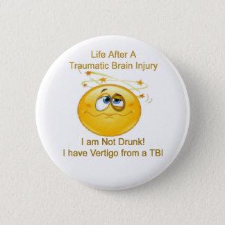 La vie après TBI -- Étourdi Pin's