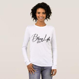 La vie Bella de Bling+Long T-shirt de douille de