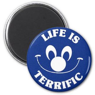 La vie bleue est aimant terrible