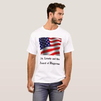 La vie, chemise de Lberty T-shirt