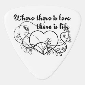 La vie d'amour onglet de guitare