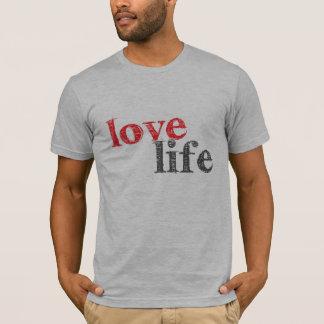la vie d'amour t-shirt