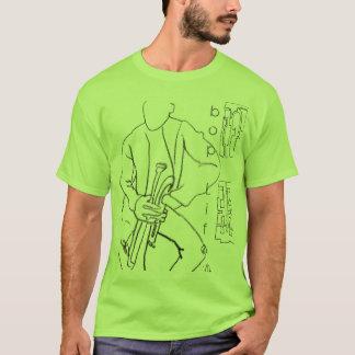 La vie de coup de poing t-shirt