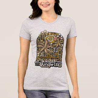 La vie de jungle de paradis t-shirt