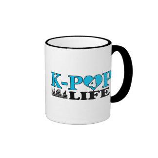 LA VIE DE K-POP 4 MUG RINGER