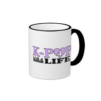 LA VIE DE K-POP 4 TASSES